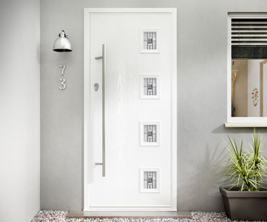 ULTIMATE HIGH SECURITY COMPOSITE DOORS