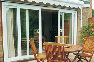 Ultimate Inline Patio Door