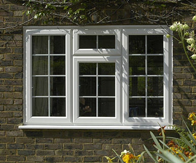 Ultimate System 10 Casement Windows