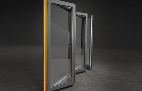 Warmcore Bi-Fold Doors by John Fredericks